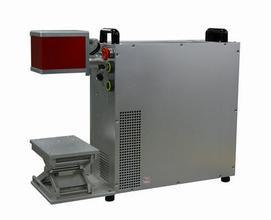 10W 20W Portable Metal Fiber Laser Marking Machine pictures & photos