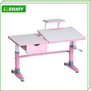 New Design Ergonomic Adjustable Children Writing Table Furniture Set pictures & photos