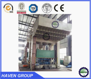 Single Action Hydraulic Stamping Press Hydraulic Press Machine pictures & photos