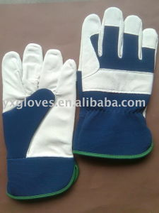 Garden Glove-Leather Glove-Safety Glove-Work Glove pictures & photos