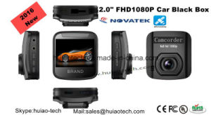 "Hot Private 2.0"" Full HD 1080P Car Black Box Camera with Novatek 96223 CPU Car DVR, G-Sensor, Night Vision, Parking Control Car Dash Digital Video Recorder pictures & photos"