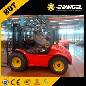 6Ton Diesel Forklift with Mitsubishi Engine Hydraulic Transmission pictures & photos