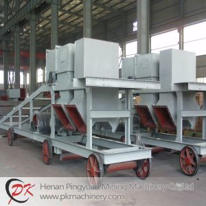 Power Plant Two Side Discharge Coal Tripper Conveyor pictures & photos