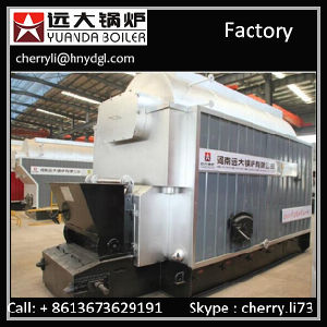 Dzl4-1.25-Aii Horizontal Type Coal Boiler pictures & photos