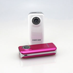 Hot Selling Universal Portable Power Bank with RoHS pictures & photos