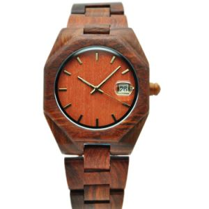 OEM Major Production Wooden Watch Calendar Watch pictures & photos