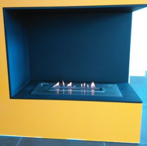 66cm Long Ethanol Burner with Remote Control