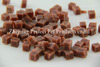 Pet Supply Pet Food Dental Treats Dog Food Chewing Snack Squared Shaped Pieces with Beef Flavor
