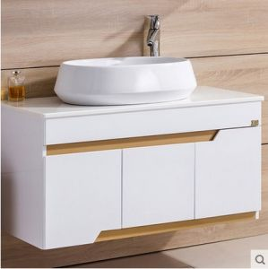 Modern Bathroom Cabinet Populized in America pictures & photos