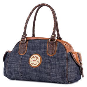 Outdoor Style Men & Women′s Jeans Travelling Handbag (PO-3J) pictures & photos