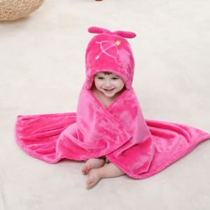 Super Soft Newborn Baby Flannel Blanket / 3D Stereoscopic Cloak/ Sagittarius pictures & photos