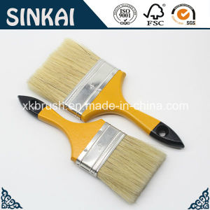 3 Inch Paint Brush with Natural Bristle pictures & photos