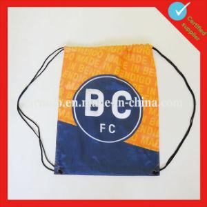 Custom Advertising Gift Drawstring Bag pictures & photos