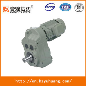 Sew F Series Parallel Shaft Helical Geared Motor Gearbox Machine pictures & photos