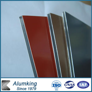 Building Material ACP Cladding Wall Aluminum Composite Panel pictures & photos