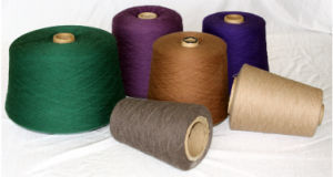 Carpet Fabric/Textile Knitting Crochet Yak Wool /Tibet-Sheep Wool Natural White Yarn pictures & photos