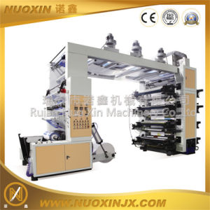2/4/6/8 Color High Speed Paper Flexographic Printing Machinery pictures & photos