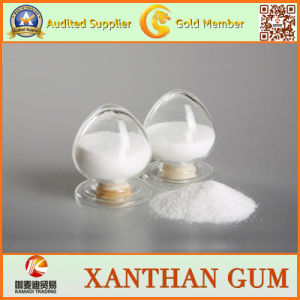 Large Supply Thickener E415 Food Grade Xanthan Gum pictures & photos