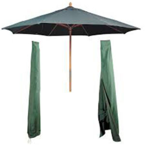 PE Material Parasol Cover for Europe Market. pictures & photos