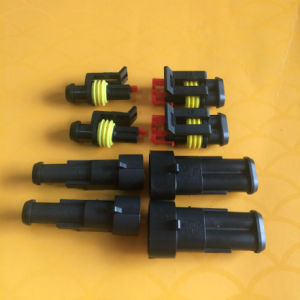 Tyco Super Seal Connector Waterproof for Automotive Lighting System 282088-1 pictures & photos
