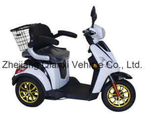 Three Wheels Elderly and Disabled Electric Scooter St096 pictures & photos