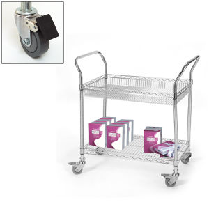 Library Removable Metal Storage Cart Rack for Book (BK753590A2CW) pictures & photos