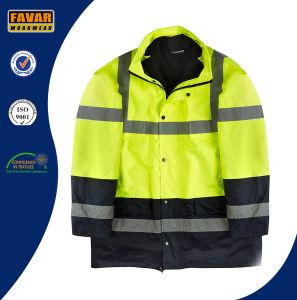 Hi Vis Traffice Police Waterproof 3 in 1 Jacket pictures & photos