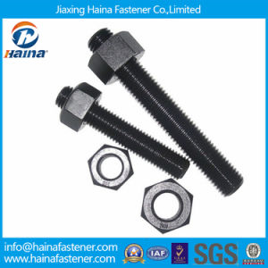 DIN933 DIN931 8.8 Grade Hex Bolts and Nuts / Hex Bolt /Hex Nut pictures & photos