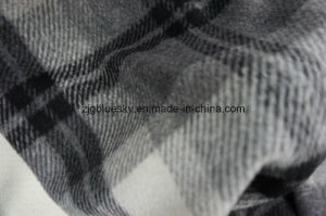 Black&White Wool Fabric with Tweed Style pictures & photos