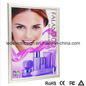 A3 Size Factory Manufacturing Snap Profile LED Light Box pictures & photos