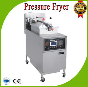 Hot Sell Gas/LPG Electric Deep Fryer /Pressure Fryer (CE ISO) Chinese Manufacturer pictures & photos