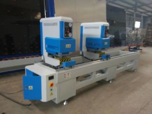 PVC Profiles Cutting Saw UPVC Windows Cutting Machine Saw pictures & photos