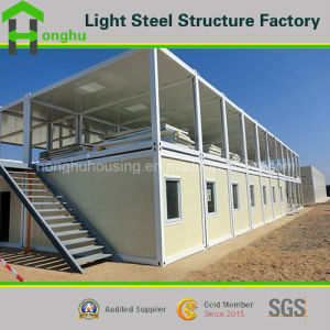 Prefabricated House Steel Prefab Home Expandable Container House pictures & photos