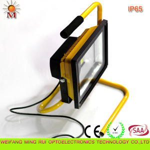 New Design Direct Charge Multifunction LED Flood Light pictures & photos