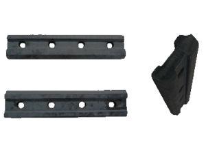 Rail Fishplates/ Rail Joint Bar 4 Holes pictures & photos