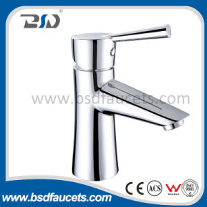 Chrome Brass Bathroom Basin Sink Mixer Faucet Watermark Approved pictures & photos