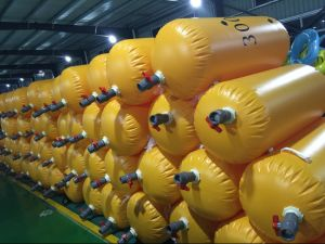 Lifeboat Davit Load Testing Water Weight Bags pictures & photos