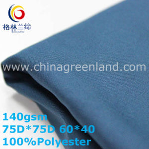 Twill 100%Polyester Pongee Fabric for Men′s Jacket (GLLML332) pictures & photos