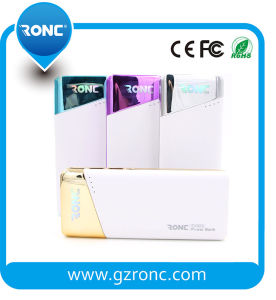 High Quality External Battery Portable Power Bank 10000mAh pictures & photos