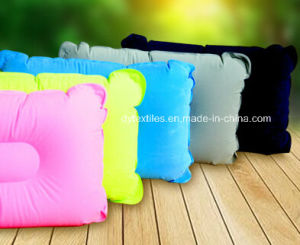 Wholesale Competitive Quality &Price U Shape Inflatable Neck Pillow pictures & photos