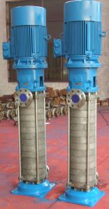 Vertical High Pressure Multistage End Suction Pump pictures & photos