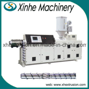 Plastic Pipe Sj-90 High Efficient Series Single Plastics Extruder pictures & photos