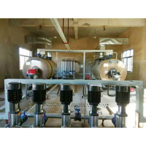 Horizontal Gas Fired Atmospheric Pressure Hot Water Boiler pictures & photos