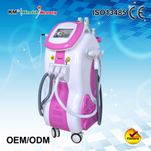 Multifunction IPL Beauty Machine with Cavitation+RF+Laser pictures & photos