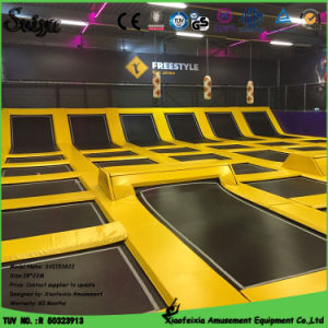 Commerical Trampoline Park Manufacturer (xfx3418) pictures & photos