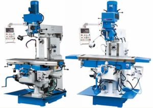 Milling and Drilling Machine (X6332Z) Universal Radial Milling Machine (X6332C) pictures & photos