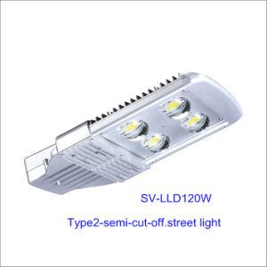 120W CE UL High Lumen LED Roadway Lamp (Semi-cutoff) pictures & photos
