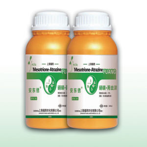 Safe High Efficent Herbicide 5% Mesotrione + Atrazine20% Ec pictures & photos