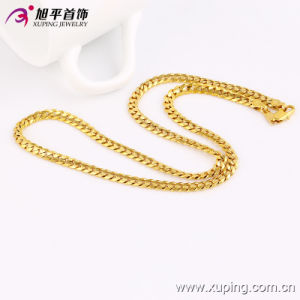 Fashion Women Luxury Gold-Plated Imitation Jewelry Necklace or Chain --42791 pictures & photos