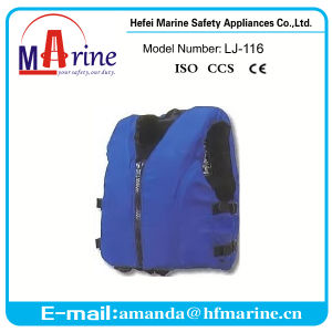 Cheap Foam Life Jacket/Vest for Adult with Simple Design pictures & photos